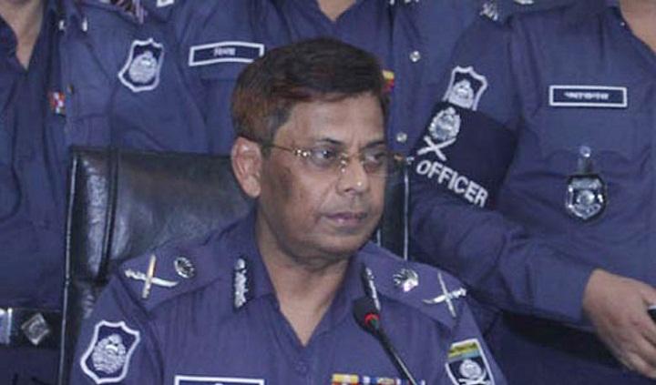 Bomb attack at Huseni Dalan premaditated: IGP Shahidul Haque