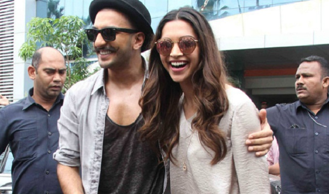 When Ranveer Singh could not take his 'Eyes Off' deewani Deepika