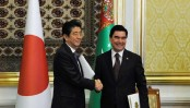 Japan, Turkmenistan sign deals worth $18 bn