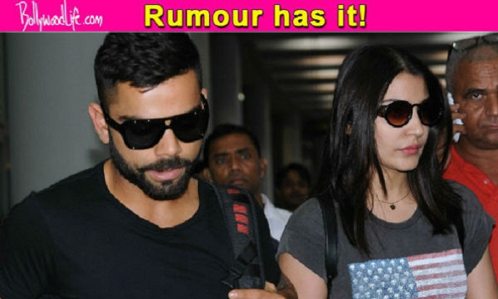 Anushka and Kohli planning to move in together?