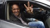 Argentina elections: Daniel Scioli leads exit polls