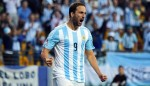 Messi, Aguero out Argentina recall Higuain