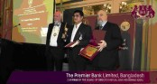 "Premier Bank receives ""Best Enterprise Award-2015"""