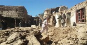 Death toll reaches 339 in quake-hit Pakistani, Afghan areas
