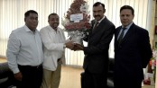 Edison Group greets new  BTRC Chairman