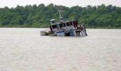 Coal laden cargo capsizes in Pashur river near Sundarbans
