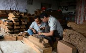 Post- earthquake Nepal struggles to preserve vanishing skills