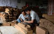 Post- earthquake Nepal struggles to preserve vanishing skills