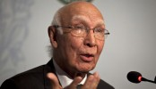 Pakistan has some influence over Taliban, but no control: Sartaj Aziz
