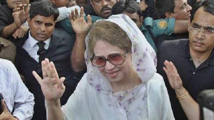 Khaleda Zia to return home by Nov 7