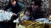 Seven children die after migrant boats sink off Greece