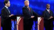 US Republicans spar in third fiery presidential debate