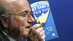 Blatter claims backroom deal on 2018 World Cup