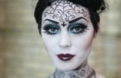 Makeup tips to bring your spooky side out