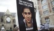 Jailed, flogged Saudi blogger Badawi wins EU rights prize
