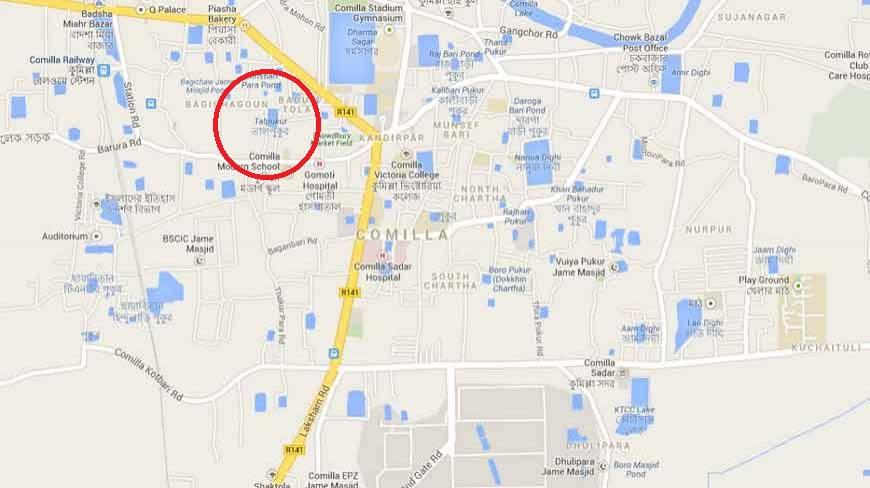 BCL infighting leaves activist, pedestrian bullet-hit in Comilla