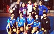 Ladies football Gusto!