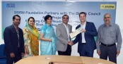 BSRM signs MoU with British Council