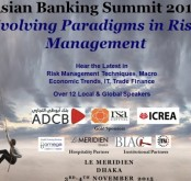 Asian banking summit begins in city Tuesday