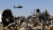 Sinai plane crash: Russian airliner 'broke up in mid-air'