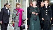 Margaret Thatcher's belongings to be sold