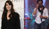 Monica Bellucci can't dance or sing but 'Respects' Shah Rukh Khan