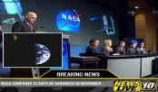NASA confirms earth will experience 15 days of complete darkness in November 2015