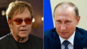 Elton John to meet Vladimir Putin in Moscow