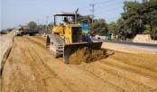 JS body for using modern equipment in road construction, repair