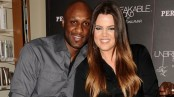 Khloe Kardashian throws party in hospital for Lamar Odom