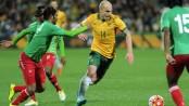 Australia football team due on Nov 14