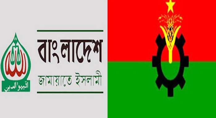 85 BNP-Jamaat men among 155 held in 2 dists