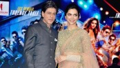 Shah Rukh Khan and I miss each other: Deepika Padukone