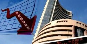 Day after Bihar verdict, Sensex ends 144 points down