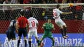 Sevilla earn shock win over Real Madrid