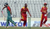 Bangladesh stutter to 241 after Kayes fifty