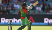 Bangladesh lose five wickets, Kayes out after fifty