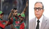 President greets Tigers on series win against Zimbabwe