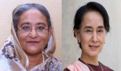 PM greets Suu Kyi on her election victory