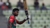 My boss Mashrafe inspired me to deal with nervousness: Kayes