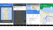 Google Maps gets offline search and directions