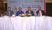 'HSBC- The Daily Star Climate Awards' launched