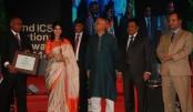 ICSB National Award goes to Summit Power Ltd.
