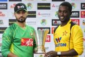 Bangladesh choose to bat first
