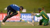 Pakistan v England: Mohammad Hafeez leads hosts to win