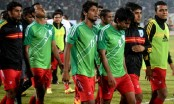 WC Qualifiers: Bangladesh concede 0-5 goals defeat to Tajikistan