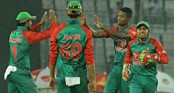 Mashrafe's double strikes early, Zimbabwe reeling