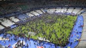 Paris attacks: Blasts heard during France friendly