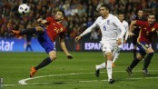 England beaten by Spain in friendly