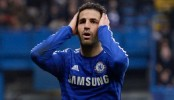 Fabregas furious with Chelsea campaign